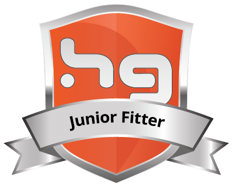 Junior Fitter Badge