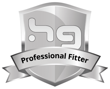 Professional Fitter Badge